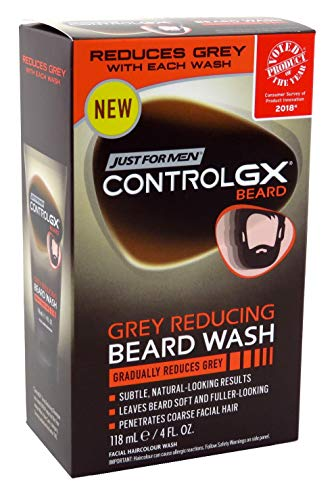 Just Men Control Ounce Beard product image