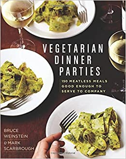 Easy vegetarian dinner party recipes