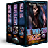 The Twenty-Sided Sorceress Series, Books 1-3: Justice Calling, Murder of Crows, Pack of Lies (English Edition)