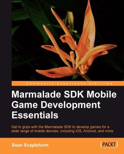 marmalade development - 1