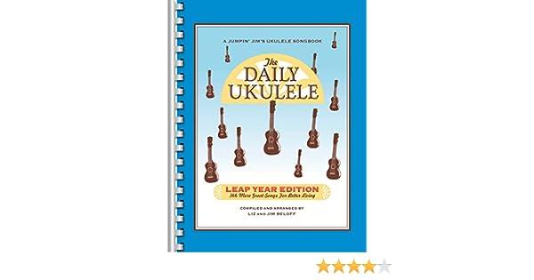 Amazon Flea Market Music The Daily Ukulele Songbook Leap Year