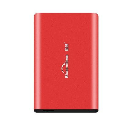 Disco Duro Externo SSD portátil, hillrong Blueendless USB3.0 Disco ...