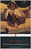 Image of Adventures of Huckleberry Finn - Illustrated Edition