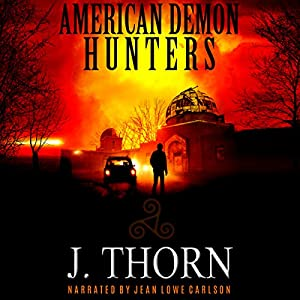 American Demon Hunters Audiobook