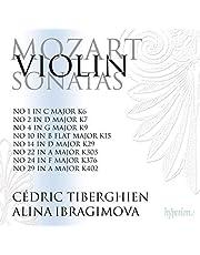 Mozart: Violin Sonatas Vol.2