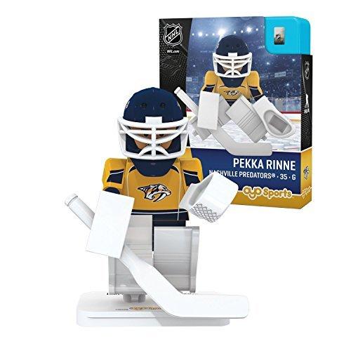 OYO Sports NHL Minifigure Nashville Predators Pekka Rinne