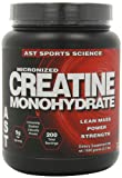 Cheap AST Sports Science Micronized Creatine Monohydrate, 2.2 lbs (1000 g)