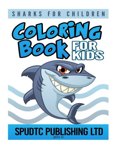 Download Coloring Book for Kids: Sharks for Children pdf epub