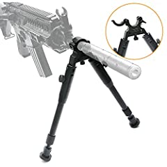 Clamp-on Bipod for Rifles