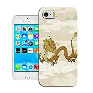 LarryToliver Customizable Spirituality Animal Figure iphone 5/5s Case Durable Case Cover