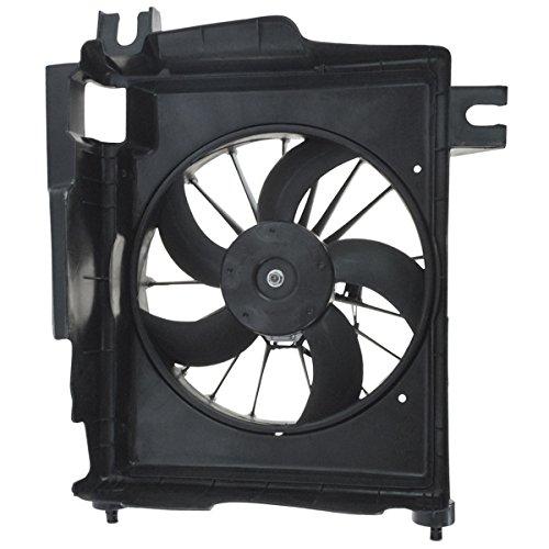 Radiator A/c Motor Fan (Radiator A/C AC Condenser Cooling Fan & Motor for Dodge Ram Pickup Truck)