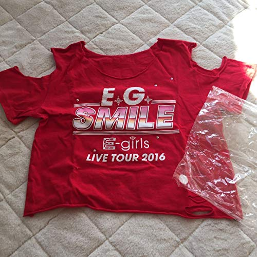 E-girls E.G.SMILE Tシャツ Sサイズの商品画像