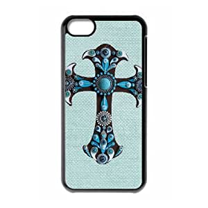 Protection Cover Hard Case Of Cross Cell phone Case For Iphone 5C
