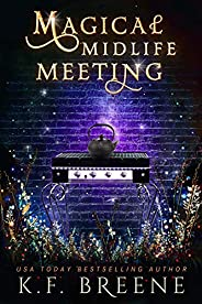 Magical Midlife Meeting: A Paranormal Women's Fiction Novel (Leveling Up Boo