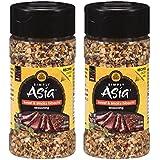 Simply Asia, Sweet & Smoky Hibachi Seasoning, 3.12oz Bottle (Pack of 2)