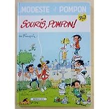 MODESTE T03: SOURIS, POMPON