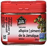 Club House Allspice Ground 35gm, 12-count