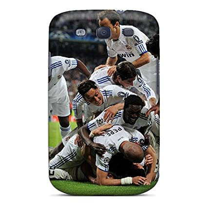 Amazon.com: Tpu Shockproof/dirt-proof Real Madrid Pepe And ...
