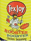 TexJoy Rooster Booster Chicken Seasoning, 5 Pound Bulk Container
