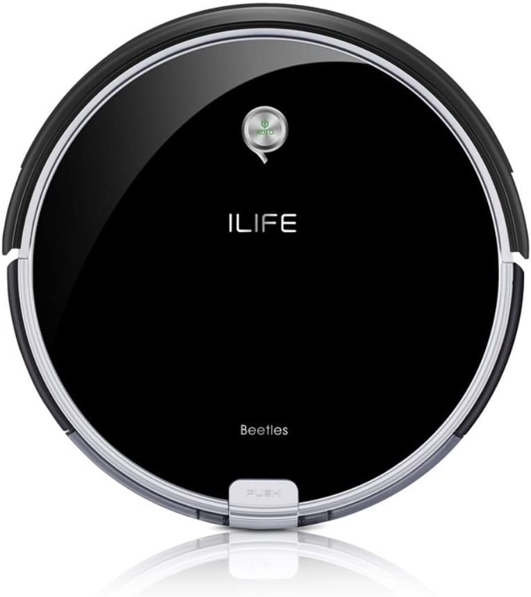 ILIFE A6 Aspirateur Robot Intelligent | Gearbest France
