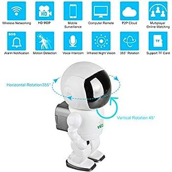 Amazon Com Wireless Security Camera Yz Mee Smart Home