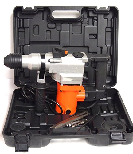 1'' SDS Plus Rotary Hammer Drill 3 Functions by Hoteche