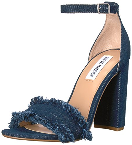 Sandal Madden Steve Carrson Women's Dress Denim dzq4Oqw