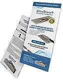 Ultra Sharp Diamond Sharpening Stone Set - 8 x 3