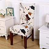 SoulFeel Stretch Spandex Dining Room Chair