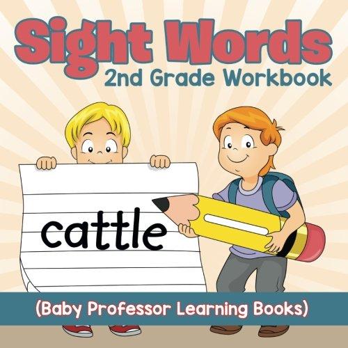 Sight Words 2nd Grade Workbook