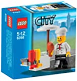 Lego City 8398 - Grillstand