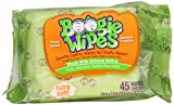 Boogie Wipes, Wet Nose Wipes for Kids and Baby, Allergy Relief, Soft Natural Saline Hand and Face Saline Tissue with Aloe, Chamomile and Vitamin E, Fresh Scent, 45 Count: more info
