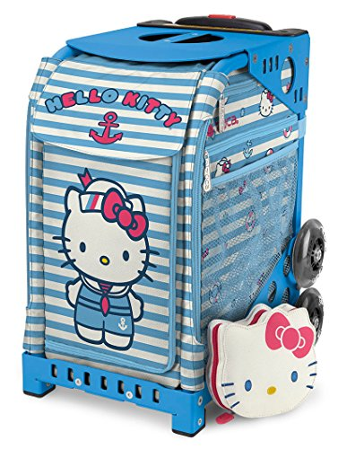 """ZUCA Hello Kitty """"Sail With Me"""" Sport Insert Bag with Mat..."""