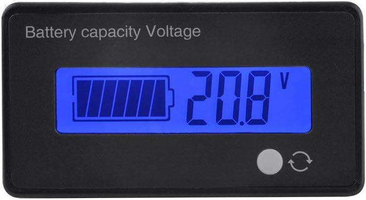 Blei Säure Lithium Ionen Batterie Kapazität Meter Elektronik