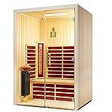 'Infraw Triosol Glass 145Aspen Infra-Red Cabin Size 145X112390129