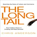 The Long Tail Audiobook by Chris Anderson Narrated by Christopher Nissley