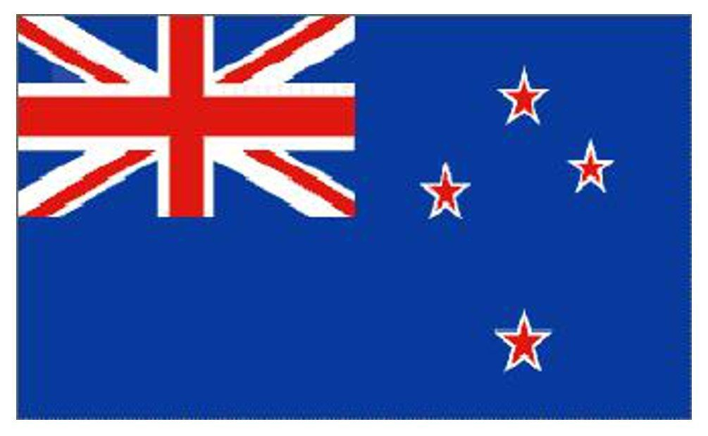 New Zealand National Flag 5ft x 3ft