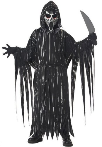 Horror Costumes - California Costumes Howling Horror Child Costume, X-Large