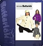 Butterick 5088 sewing pattern makes Misses Jackets