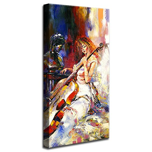 Acoustimac Sound Absorbing ART Panel 4' x 2' x 2