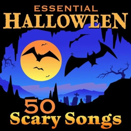 Halloween Songs Playlist (Essential Halloween - 50 Scary)