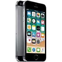 Apple iPhone SE, GSM Unlocked, 64GB - Space Gray...