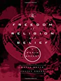 Freedom of Religion and Belief, , 0415159776