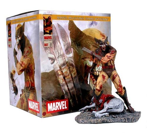 Bub The Zombie (Marvel Zombies: Wolverine Statue)