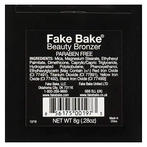 Buy powder to bake face