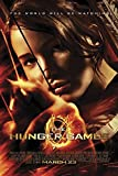 "The Hunger Games - Movie Poster (Katniss Everdeen) (Size: 24"" x 36"")"