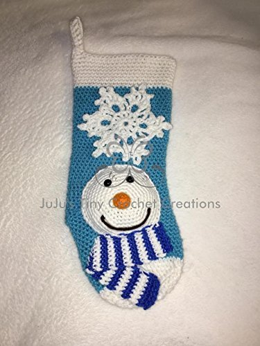 amazon com snowman christmas stocking christmas gift christmas