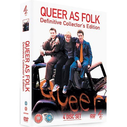 Queer As Folk Definitive Collectors Edition Region 2: Amazon.es ...