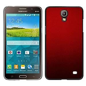 "Pulsar Snap-on Series Teléfono Carcasa Funda Case Caso para Samsung Galaxy Mega 2 , La sangre de color rojo oscuro carmesí Luz"""