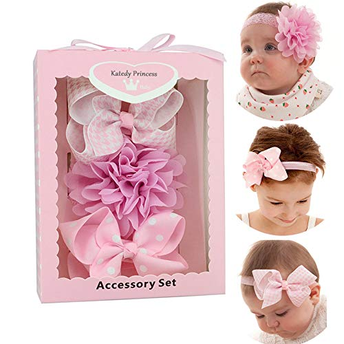 Photo Prop Hair Clips Hair Bows Girls Hair Accessories Baby Bows Baby Headbands and Bows Baby Headbands Christening Headband
